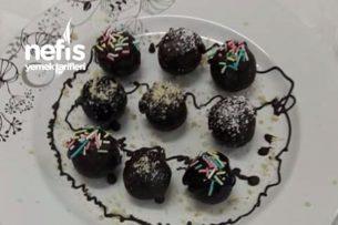 Çikolatalı Top Tarifi