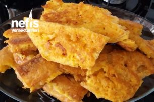 Çıtır Çıtır Peynirli Yumurtalı Ekmek Tarifi