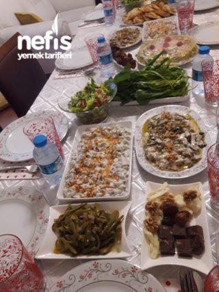 iftar yemeği
