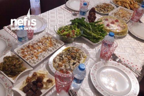 İftar Yemeği Tarifi