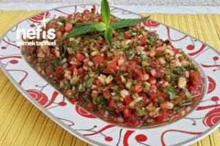 Kebapçı Ezme Salatası Tarifi