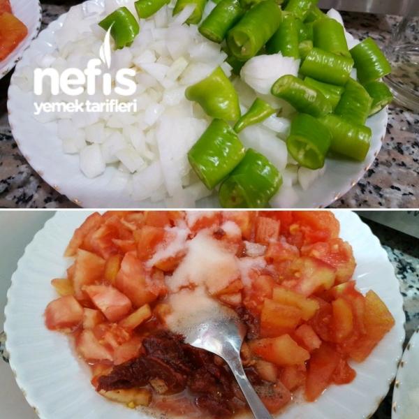 Nefis Taze Fasulye Yemeği (lokanta Usulü)