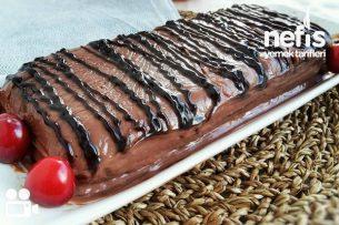 Kakaolu Kremalı Yaş Pasta Videosu Tarifi