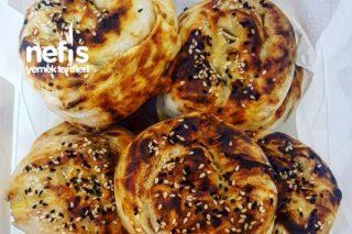 Enfes Patatesli Kaşarlı Gül Böreği Tarifi