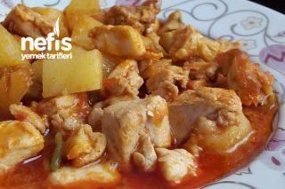 Güveçte Tavuk Yemeği Tarifi