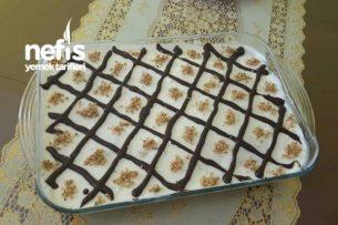 Nefis Şerbetli Ağlayan Pasta Tarifi