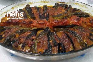 Tavuklu Patlıcan Kapama Tarifi