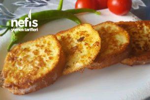 Yumurtalı Sütlü Ekmek Tarifi