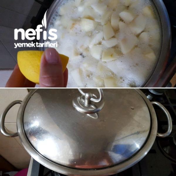Harika Aromalı Elma Kompostosu (iftar & Sahur Önerisi)