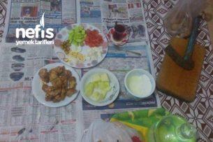 Sahurda Yemek (Ramazan Sofrası) Tarifi