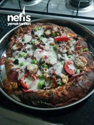 Bayat Pide Pizzası (sahura)