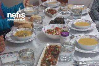 iftar münüsü 2 Tarifi