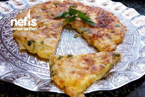 Kırpık Börek (Sahur Ve Kahvaltıya) Tarifi