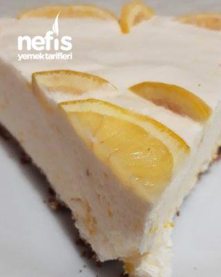 Limonlu Dondurmalı Pasta (Çok Seveceksiniz)