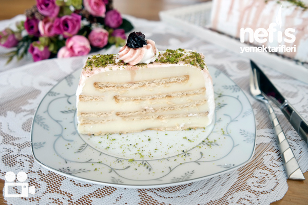 Bisküvili Pasta Yapımı (Videolu Anlatım)