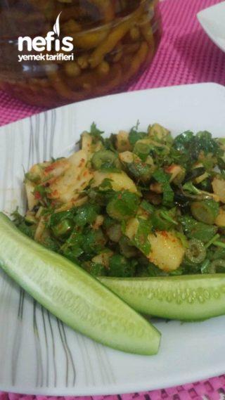 Fresh Patates Salatasi