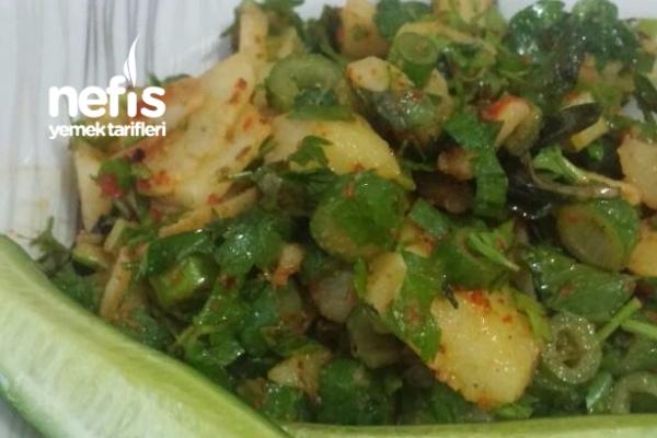 Fresh Patates Salatası Tarifi