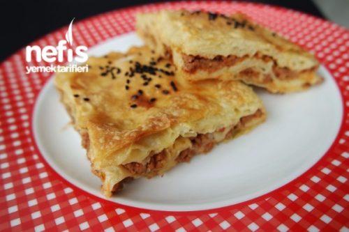 Kıymalı Börek Tarifi Videosu