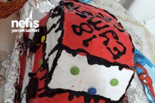 Arabalı Doğum Günü Pastası Tarifi