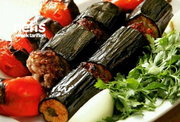 Gazi Antep Yöresi'ne Ait Fırında Patlıcan Kebabı