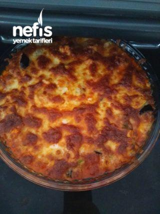 İftar İçin Evde Ne Varsa Pişirdim Yemeği