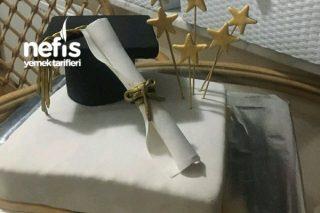 Mezuniyet Pastası Tarifi