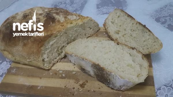 Nohut Mayasından Ekmek Yapı
