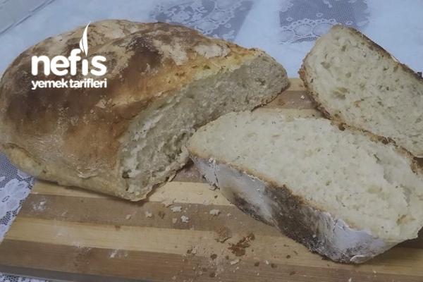 Nohut Mayasından Ekmek Yapımı Tarifi