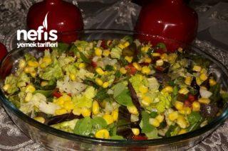 Akdeniz Salatası (Bomba Lezzet Mutlaka Deneyin) Tarifi