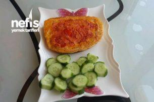 En Pratik Pizza (Dilim Ekmekten) Tarifi