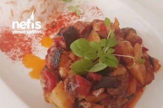 Köfteli Fırın Kebabı (Bir Kere Yiyen Bağımlı Oluyor) Tarifi
