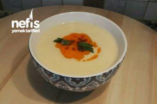 Kremalı Soğan Çorbası Tarifi