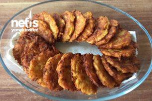 Patates Mücver (Kartoffelpuffer) Tarifi