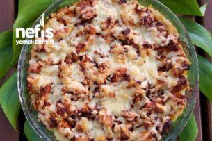 Fırında Püreli Patates Tarifi
