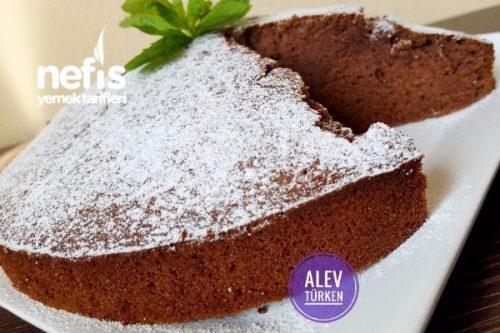 Yumuşacık Kakaolu Pamuk Kek (Nemli Yapıda) Tarifi