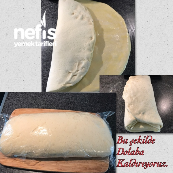 Açma Kete ( Kayseri Pastanesi Usulü )