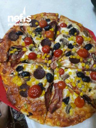 Bol Malzemeli Pizza