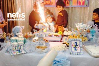 Doğum Günü Masam Oğluma Tarifi
