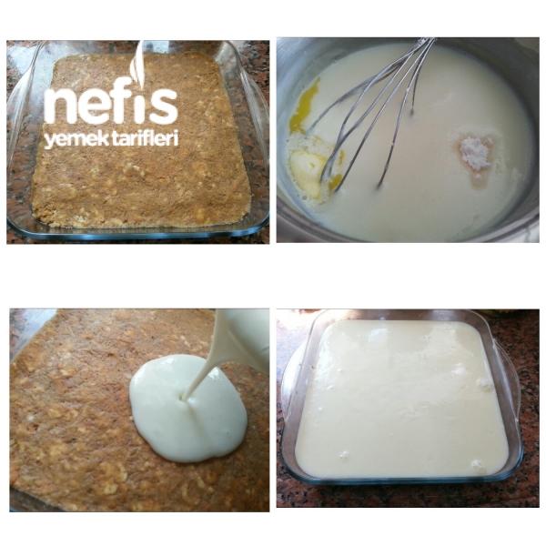 Elmalı Pasta (Çok Hafif)