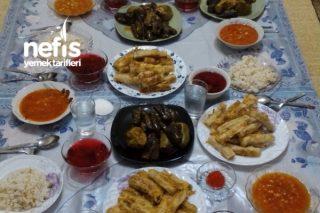 Ramazan Menüm 2 Tarifi