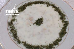 Soğuk Yoğurtlu Çorba ( Yaz Çorbası) Tarifi
