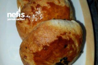 3-2-1 Zeytinli Kekikli Peynirli Poğaça Tarifi