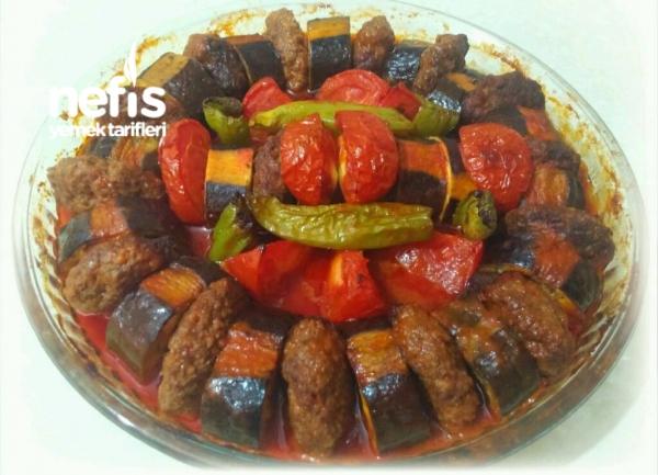 Nefis Patlıcan Kebabı