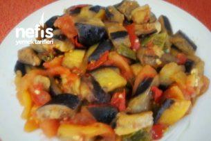 Patlıcan Mezesi Tarifi