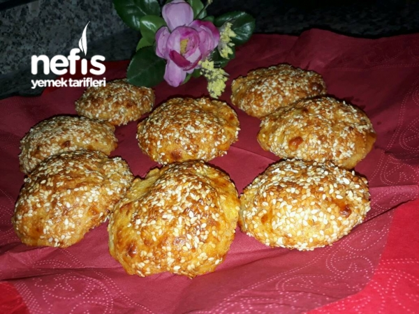 Sahura Enfes Kaşarlı Patates Topları