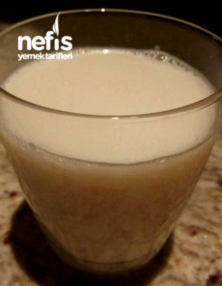 Yer Fıstığı Sütü