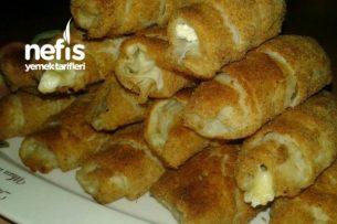 Çıtır Çıtır Nefis Börek (Kat Kat Kuruvasan Şeklinde) Tarifi