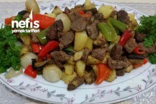 Etli Sebze Kebabı (Mükemmel ) Tarifi