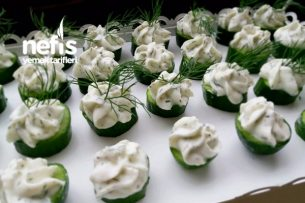 Haydarili Salata Kanepeleri Tarifi