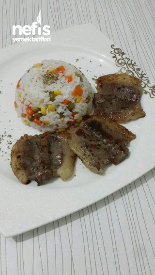 Lokum Kıvamında Kemiksiz Et Pirzola